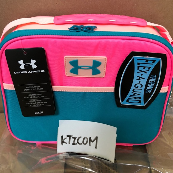 b424185acb New Under Armour girls lunch box by Thermos